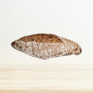 Ruitbroodje Donkerbruin