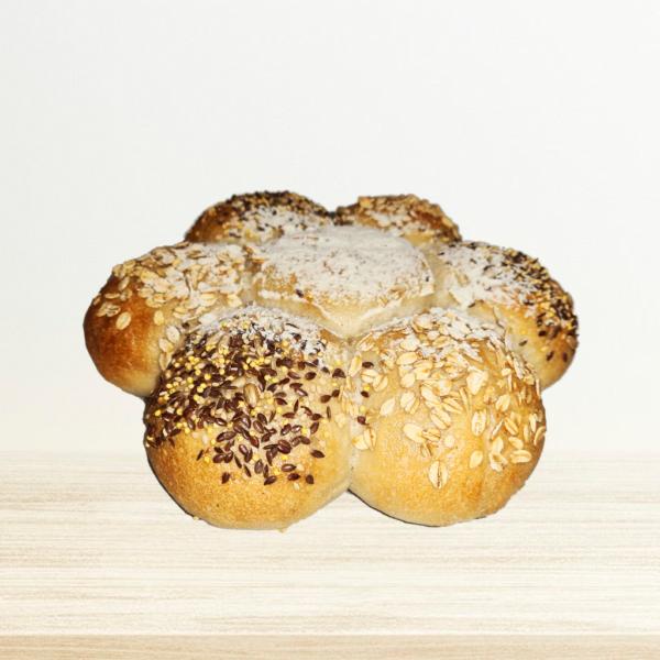Bloemenbrood Wit
