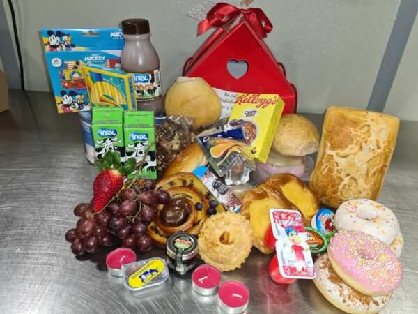 Ontbijtbox Kinderen